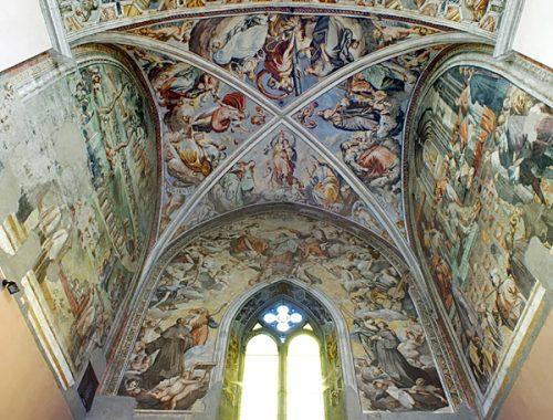 Nasini Francesco San Francesco chiesa