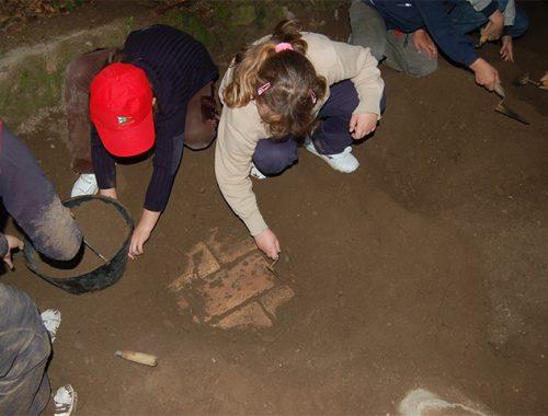 museo della citta - scavo simulato1