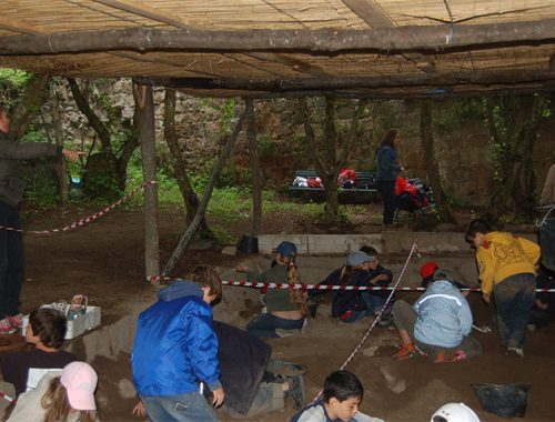 museo della citta - scavo simulato3